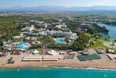 Отель Seven Seas Hotel Blue 5* Сиде Турция