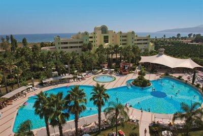 Отель FUN&SUN FAMILY Club DiFinica 5* Кемер Турция
