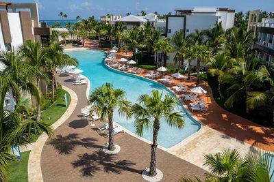 Отель Radisson Blu Resort & Residence 5* Пунта Кана Доминикана