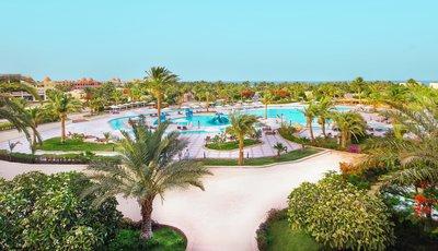 Отель Pharaoh Azur Resort 5* Хургада Египет