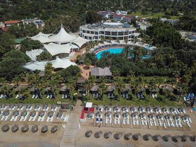 Отель Latanya Park Resort 4* Бодрум Турция