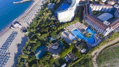 Отель Washington Resort Hotel & Spa 5* Сиде Турция