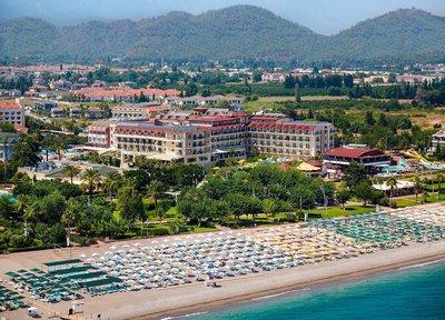 Отель L'Oceanica Beach Resort Hotel 5* Кемер Турция
