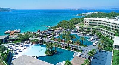 Отель Vogue Hotel Supreme Bodrum 5* Бодрум Турция