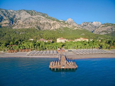 Отель Akka Hotels Antedon 5* Кемер Турция