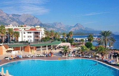 Отель FUN&SUN ACTIVE Club Hydros 5* Кемер Турция