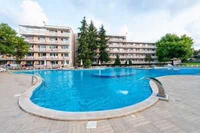 Отель Belitsa Hotel 3* Приморско Болгария