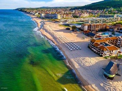Отель HVD Club Hotel Miramar 4* Обзор Болгария