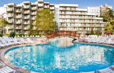 Отель Laguna Garden 4* Албена Болгария