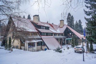 Отель Breza Hotel 3* Боровец Болгария
