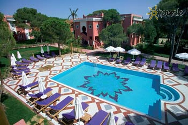 Фото отеля Sillyum Marek Villas 5* Белек Турция