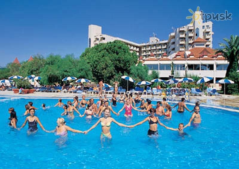 Фото отеля Club Marmara Bellis 5* Белек Турция