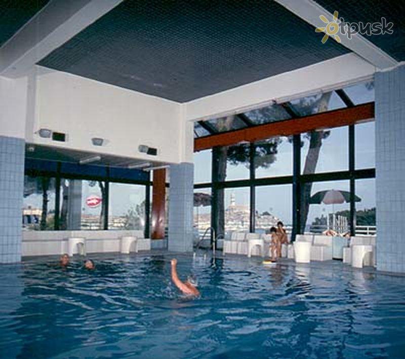 Фото отеля Park 3* Ровинь Хорватия