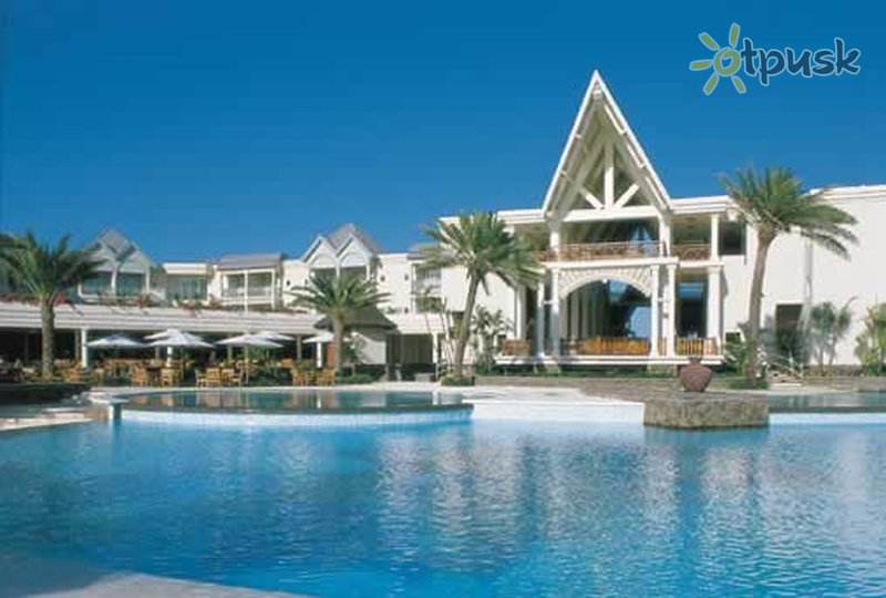 Фото отеля The Residence 5* о. Маврикий Маврикий