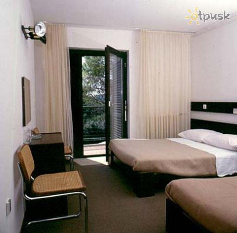 Фото отеля Montauro 2* Ровинь Хорватия