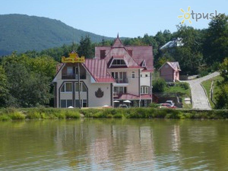 Фото отеля Злата Вежа 3* Поляна Украина - Карпаты