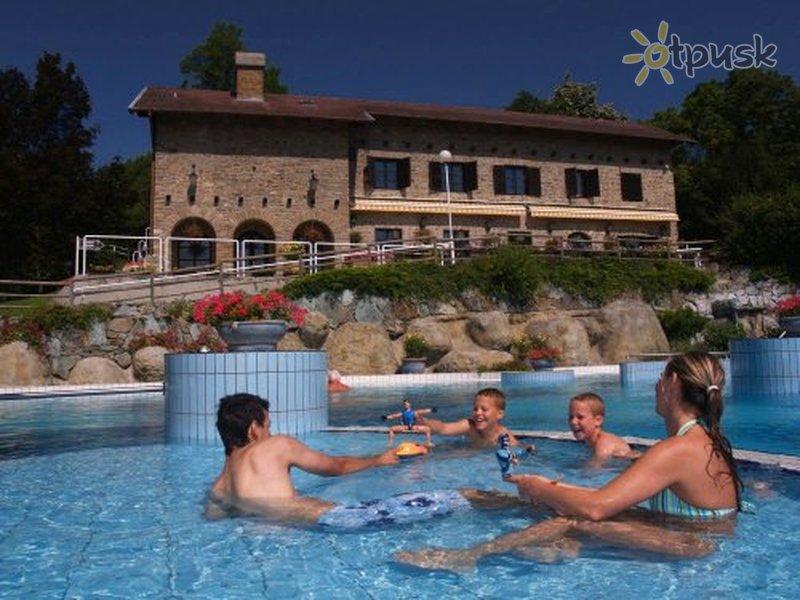 Фото отеля Ensana Thermal Aqua Health Spa Hotel 4* Хевиз Венгрия