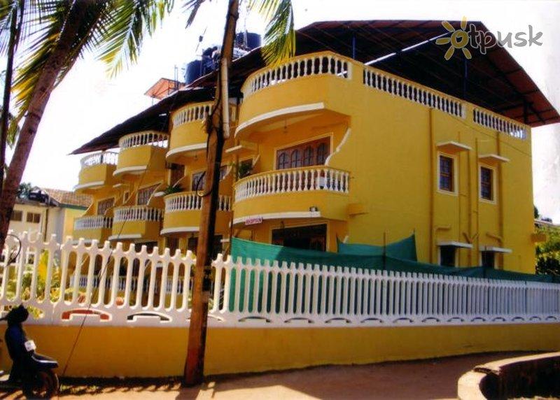 Фото отеля Villa Theresa 2* Северный Гоа Индия