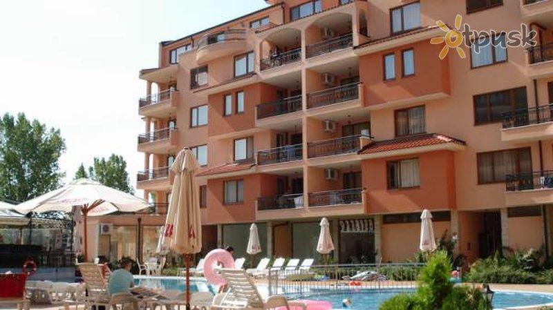 Фото отеля Эфир Апарт-отель 2* Солнечный берег Болгария