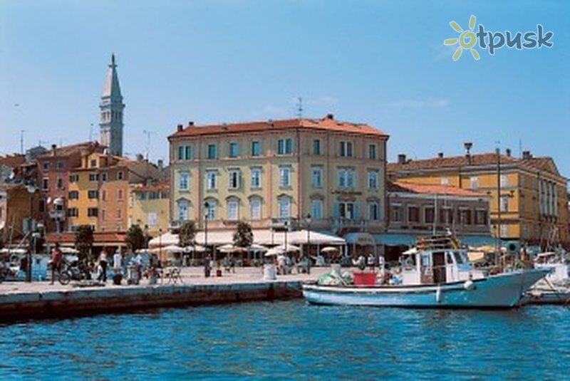 Фото отеля Adriatic Hotel 2* Ровинь Хорватия