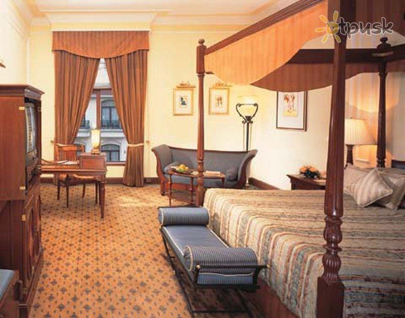 Фото отеля The Oberoi Grand 5* Калькутта Индия