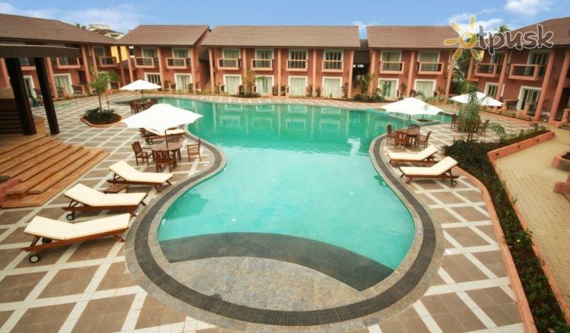Фото отеля The Golden Crown Hotel & Spa 4* Южный Гоа Индия