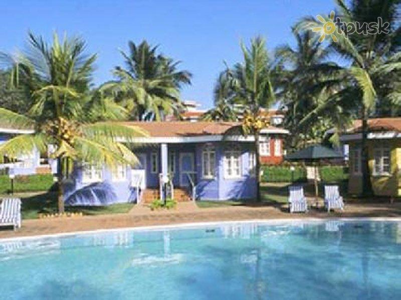 Фото отеля Goa Towers 2* Северный Гоа Индия