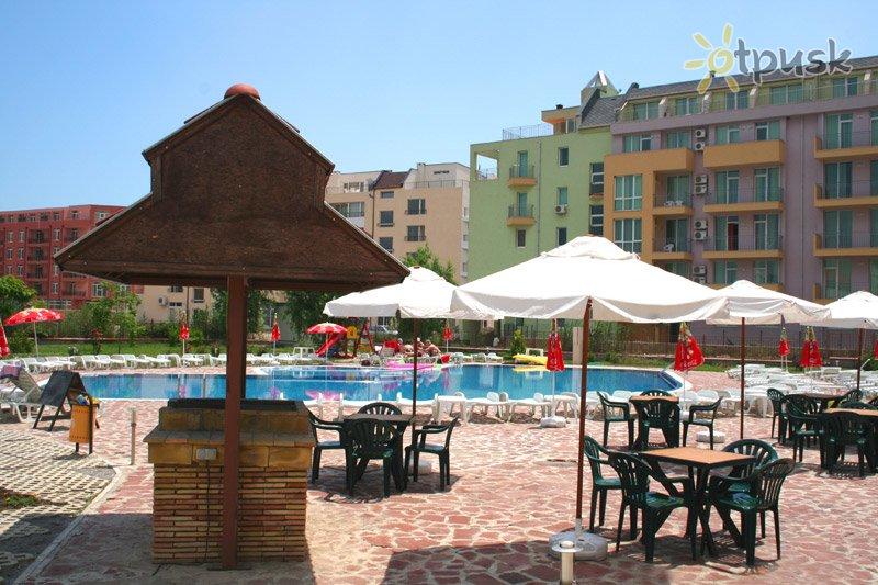 Фото отеля Prestige City I Aparthotel 3* Солнечный берег Болгария