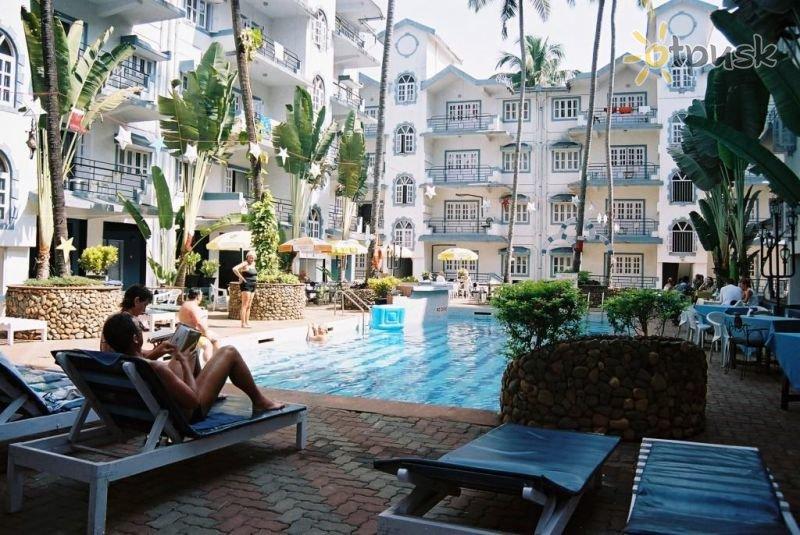 Фото отеля Jarrs Renton Manor 2* Северный Гоа Индия