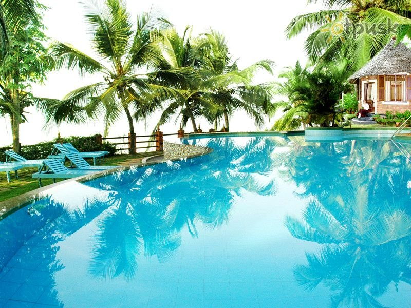 Фото отеля Manaltheeram Ayurveda Beach Village 3* Керала Индия