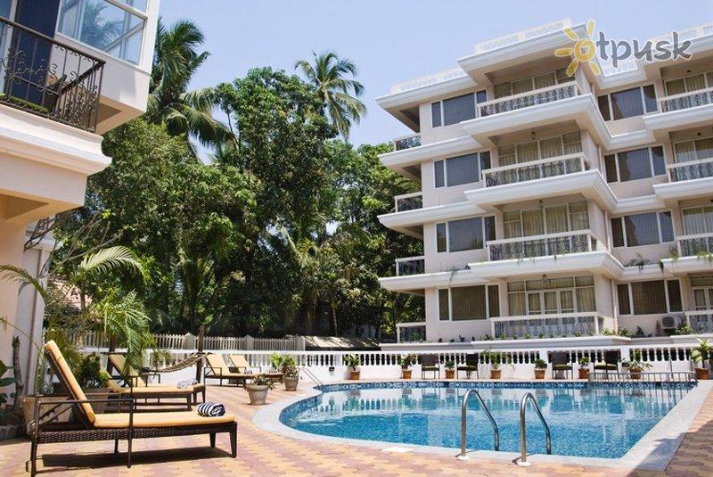 Фото отеля Quality Inn Ocean Palms Goa 4* Северный Гоа Индия