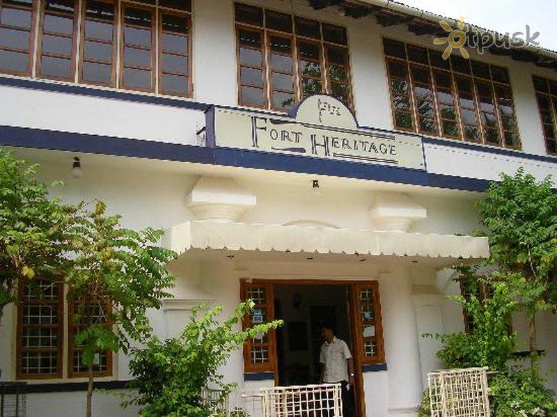Фото отеля Fort Heritage 4* Керала Индия