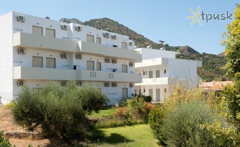 Фото отеля Lisa Mari Hotel 2* о. Крит – Ретимно Греция