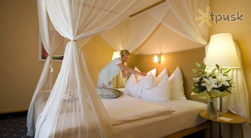 Фото отеля Lotus Therme Hotel & Spa 5* Хевиз Венгрия