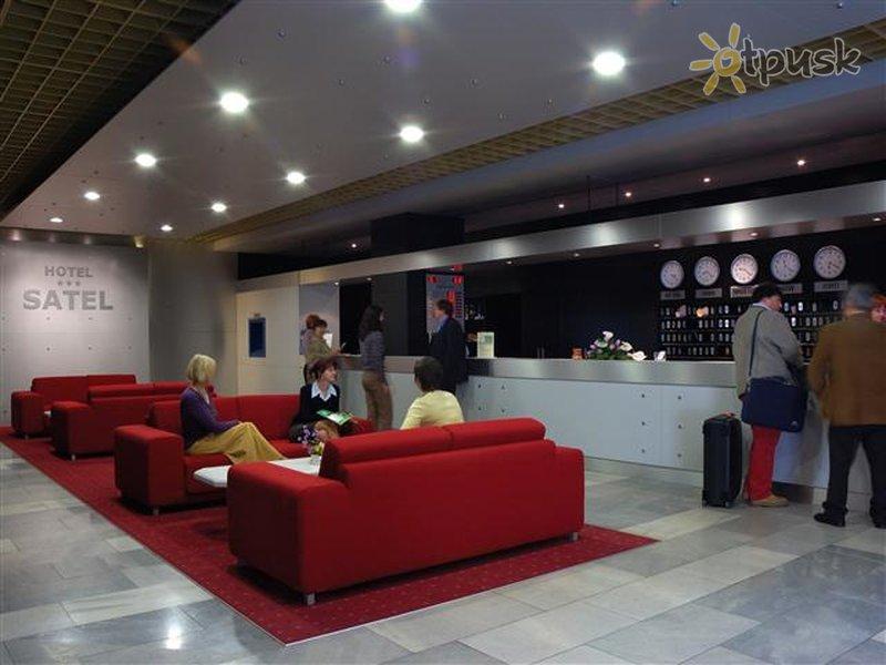 Фото отеля Satel Hotel 3* Попрад Словакия