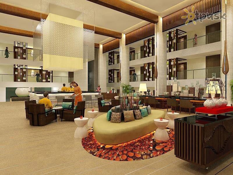 Фото отеля Novotel Goa Shrem Resort 5* Северный Гоа Индия