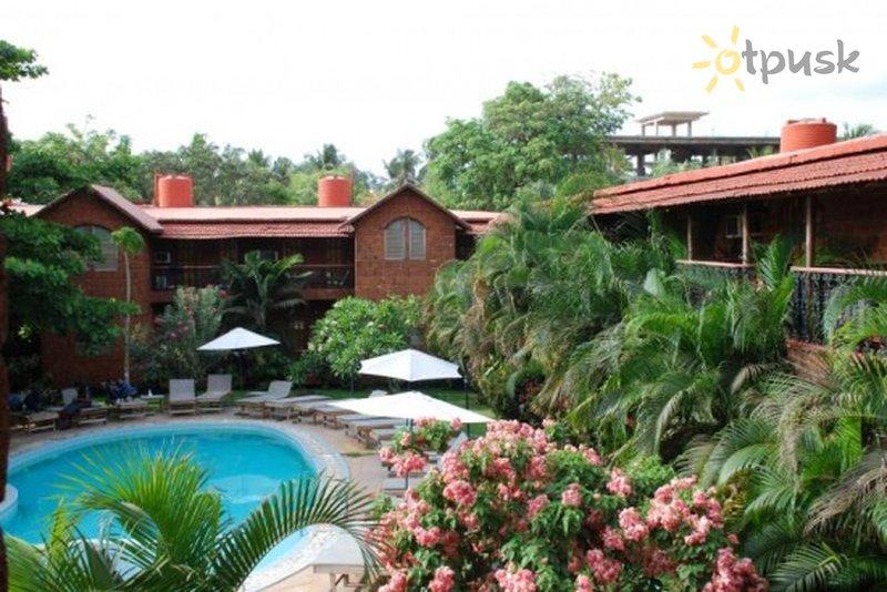 Фото отеля Sea Breeze Inn Calangute 3* Северный Гоа Индия