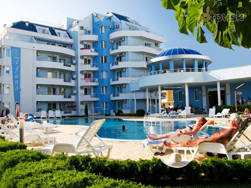 Фото отеля Лагуна 3* Солнечный берег Болгария