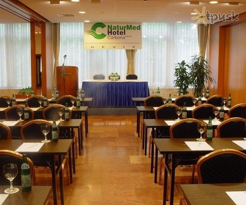 Фото отеля NaturMed Carbona 4* Хевиз Венгрия