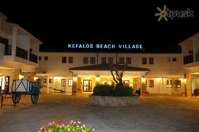 Фото отеля Kefalos Beach Tourist Village 4* Пафос Кипр