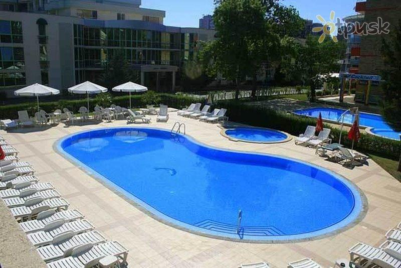 Фото отеля Klisura Hotel 3* Солнечный берег Болгария