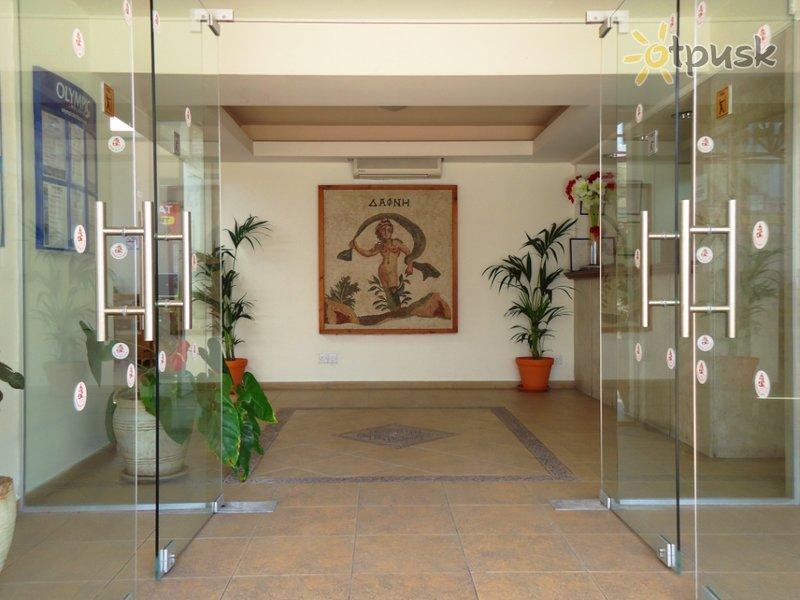 Фото отеля Daphne Hotel Apartments 3* Пафос Кипр