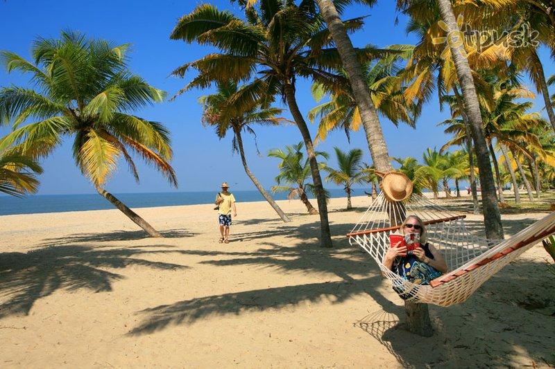 Фото отеля Abad Turtle Beach 3* Керала Индия