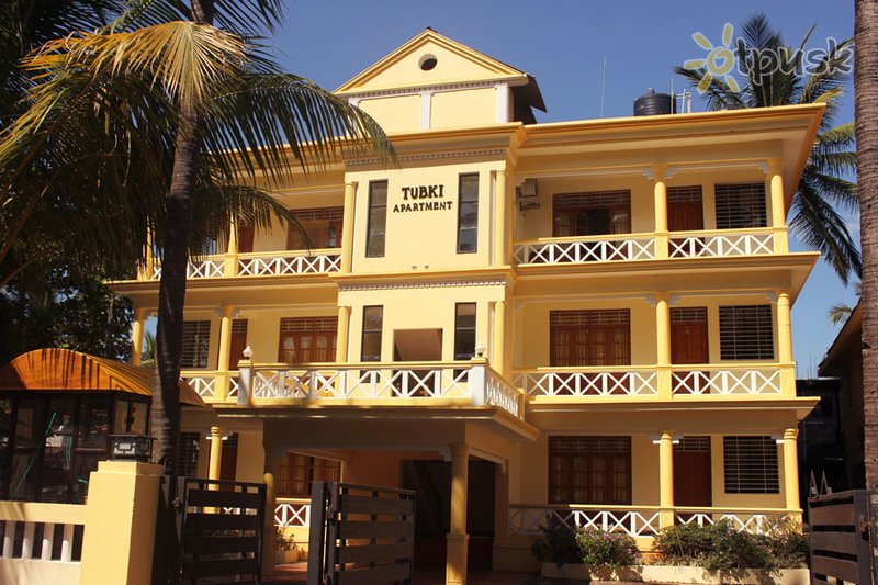 Фото отеля The Tubki Resort 3* Южный Гоа Индия