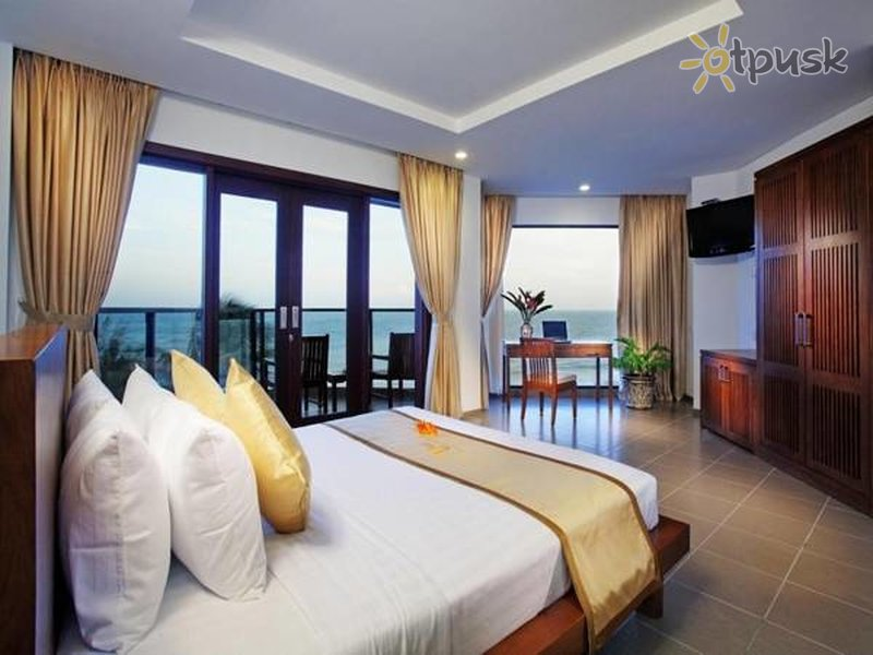 Фото отеля Unique Mui Ne Resort 4* Фантьет Вьетнам