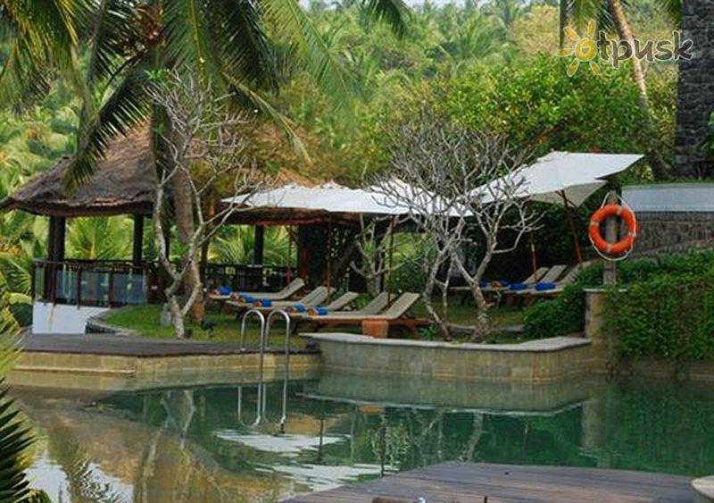Фото отеля Niraamaya Surya Samudra 5* Керала Индия