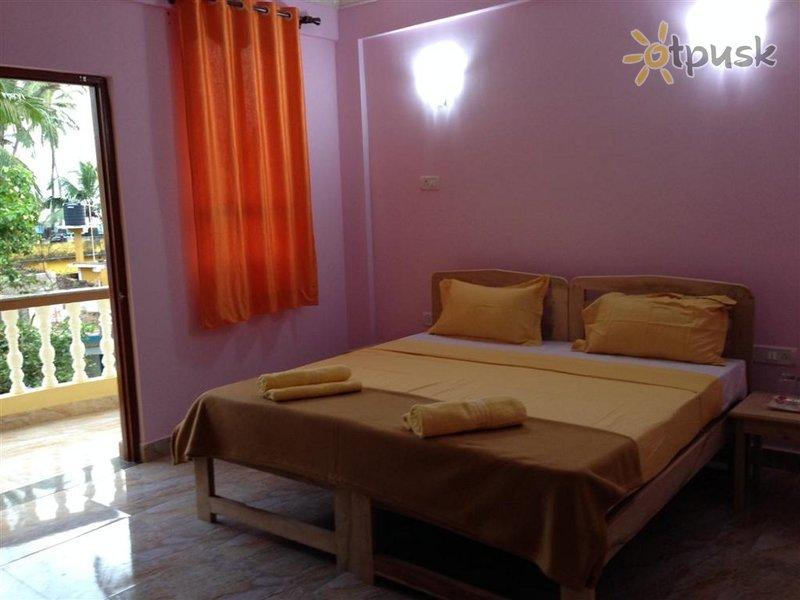 Фото отеля Thomas Beach Guest House 1* Северный Гоа Индия