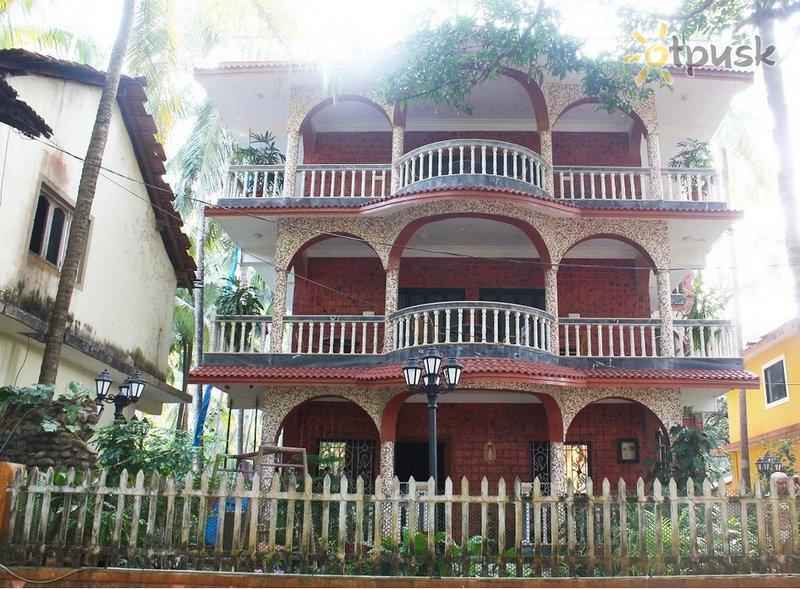 Фото отеля Mama Mids Home 2* Северный Гоа Индия