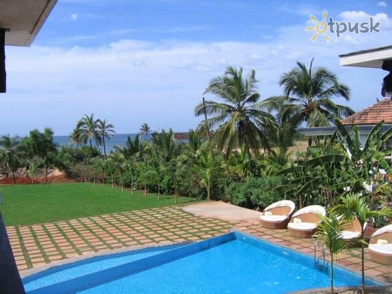 Фото отеля The O Hotel 4* Северный Гоа Индия