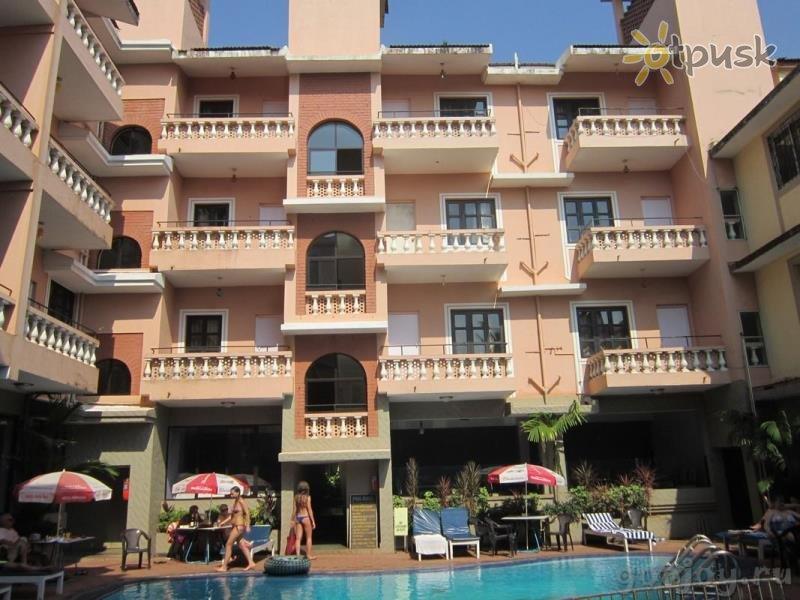 Фото отеля Ticlo Resort 2* Северный Гоа Индия